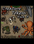 Creature Tokens Pack 13