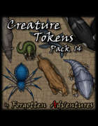 Creature Tokens Pack 14