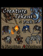 Creature Tokens Pack 15