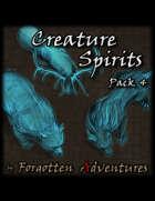 Creature Spirits Pack 4