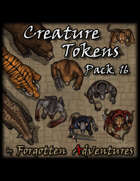 Creature Tokens Pack 16