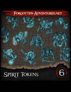 Creature Spirits Pack 6