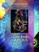 World of AEIOUS: Triple Core Books  [BUNDLE]