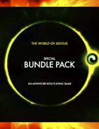 World of AEIOUS: Player's & Rules ADvocate's Books [BUNDLE]