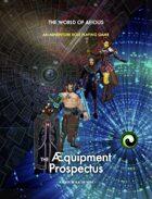 World of AEIOUS: Æquipment & Powers [BUNDLE]