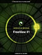 World of AEIOUS: FreeView #1