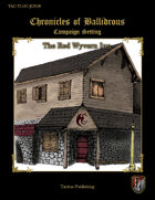 The Red Wyvern Inn