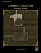 Chronicles of Ballidrous - Battle Maps - Sewer Pack 02