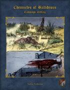 Tales of Devryn - Chp 3 Blood Rush