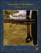 Tales of Devryn - Chp 4 The Chains We Bear
