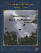 Tales of Devryn - Chp 5 New Identity