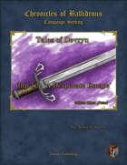 Tales of Devryn - Chp 12 A Desperate Escape