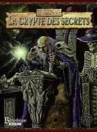 WJDR: La Crypte des Secrets