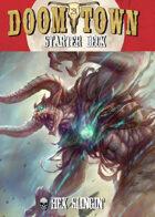 Doomtown Starter Decks: Fearmongers - Hex Slingin'