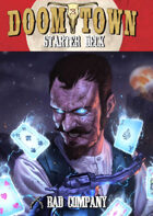Doomtown Starter Decks: Outlaws - Bad Company