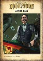 Doomtown Action Pack (all clubs)