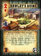 Hawley's Ruins - Custom Card