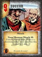 Succor - Custom Card
