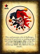 Nate - Custom Card