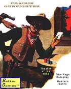 Prairie Gunfighter