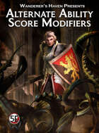 Alternate Ability Score Modifiers for 5E
