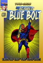 80 Years of Blue Bolt #1