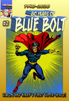80 Years of Blue Bolt #2