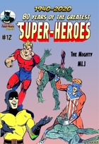 80 Years of the Greatest Super-Heroes #12