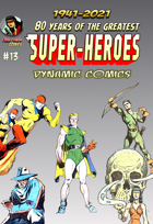 80 Years of the Greatest Super-Heroes #13