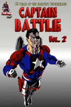 80 Years of Captain Battle #2