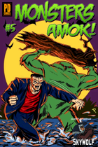 Monsters Amok! #5