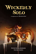 Wickedly Solo, Solo Rules for Wicked Ones