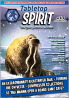 Tabletop SPIRIT Magazine Issue #10