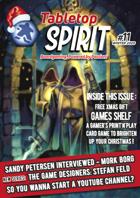 Tabletop SPIRIT Magazine Issue #11
