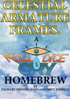 Celestial Armature Frame