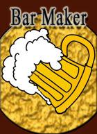 Bar Maker program
