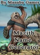 Mazith Name Generator