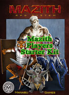 The Mazith Players starting  [BUNDLE]