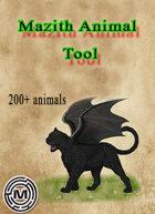 The Mazith Animal Tool