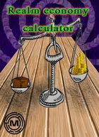 Realm economy calculator  (tool)