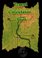 Travel calculator   (tool)