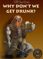 Dwarf Drink Maker tool