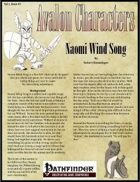 Avalon Characters Vol 1, Issue #3