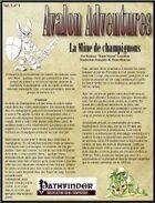 Avalon Adventures, Vol. 1, n° 1, La Mine de champignons
