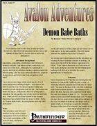 Avalon Adventures Vol 1, Issue #7 Demon Babe's Bath