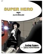 Avalon Counters Super Heroes, Tri Fold