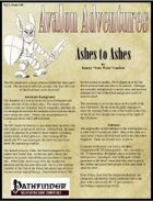 Avalon Adventures Vol 1, Issue #10 Ashes to Ashes
