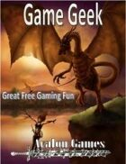 Game Geek Issues #15