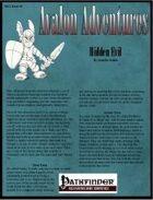 Avalon Adventures, Vol 2, Issue #6, Hidden Evil