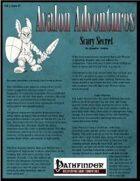 Avalon Adventures, Vol 2, Issue #7, Scary Secret